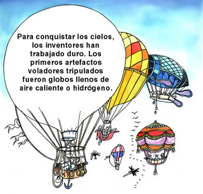 Imagen de globos aeroestáticos