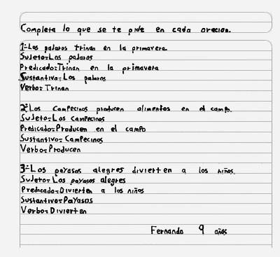 TGA 2003-2004, Primaria Chihuahua. La reflexión sobre la lengua y el ...