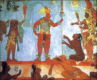 Historia quinto grado for El mural de bonampak