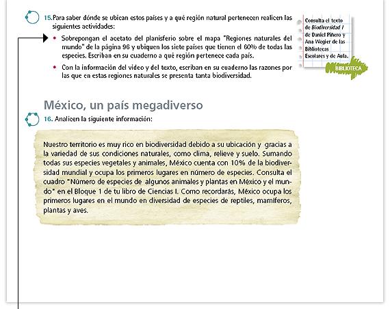 Geografía de México y del mundo. Libro para el maestro
